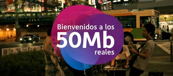 50 Mb ONO