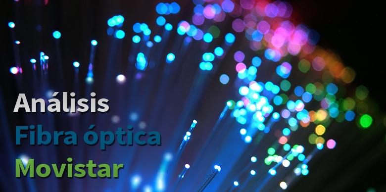 Análisis fibra óptica Movistar